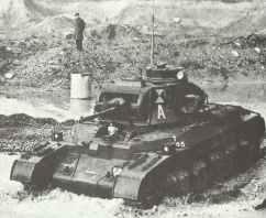 Matilda Mk I (A12).
