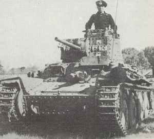 Panzer 38 (t) Ausf A