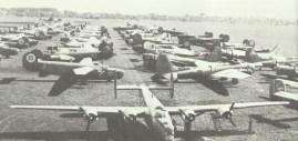 US bombers in Switzerland