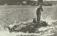 British midget submarine