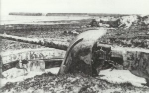 German 10.5-cm-Quick-loading cannon L/45