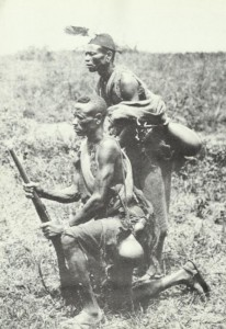 Askaris of the German East African protection force