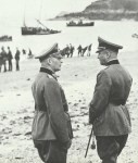 German embarkation exercise