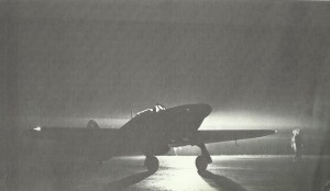 Hurricane as night fighter