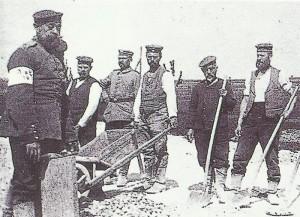Karl Liebknecht forced labor
