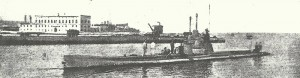 Austrian Krupp-Germania-type