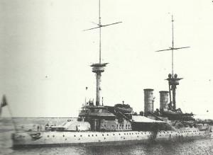 Pre-Dreadnought Turgut Reis