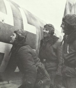 bullet holes in He 111