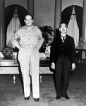 Hirohito and MacArthur