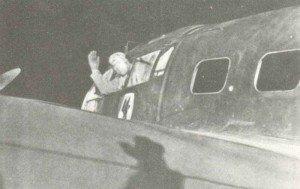 He 111 bomber of KG30 Adler
