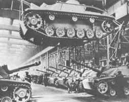 German AFV production