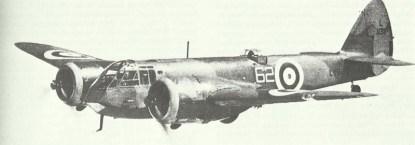 Bristol Blenheim I
