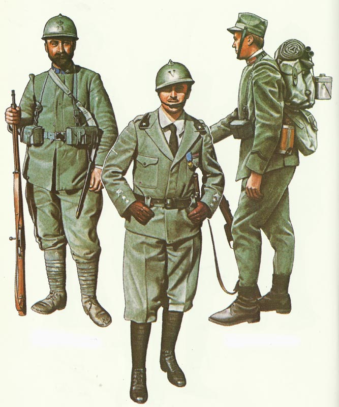 The italian in world war one 1915 1918 italian infantry sciox Images