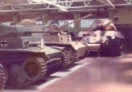 Panzer III RAC Tank Museums