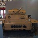 Panzer III with long 5cm gun