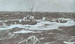 German torpedo boat Tiger