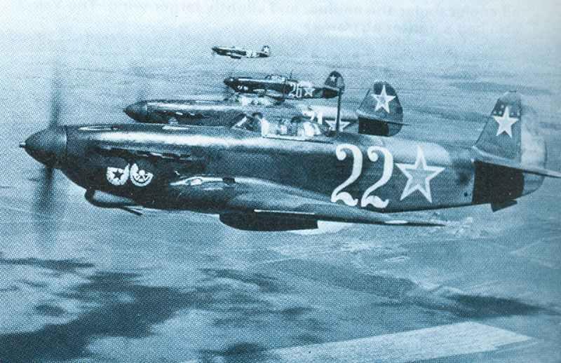 Yak-9D
