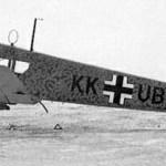 first Fw 587A-0,