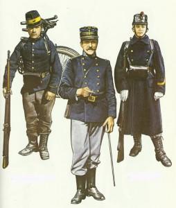 Belgian Army 1914