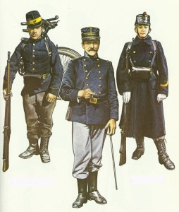 Belgian Army 1914