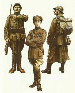 Belgian Army 1916-1918