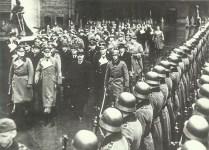 Molotov at Berlin visit