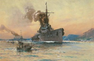 Battlecruiser Goeben