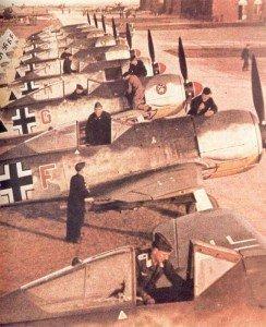 Fw 190 G of Schlachtgeschwader 2 'Immelmann'