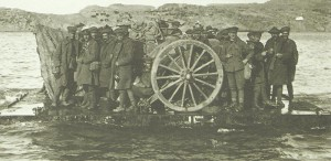 evacuation of Gallipoli