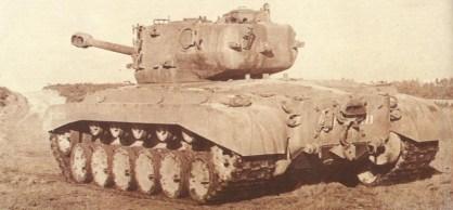 Rear M26 Pershing
