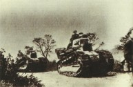 Renault FT-17 of the American 326th Battalion