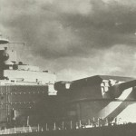 front turrets with superstructure