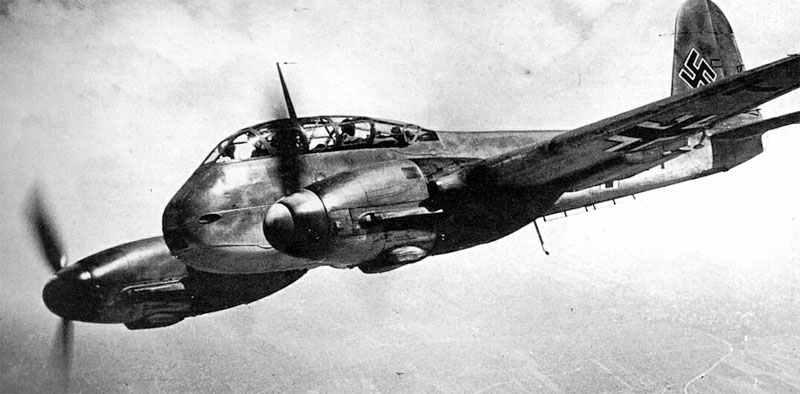 Me 210