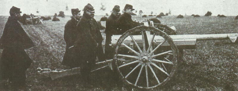 Model 1897 gun