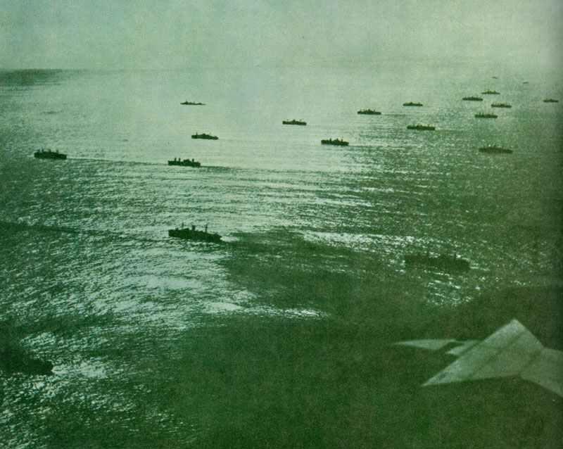 Operation Torch fleet