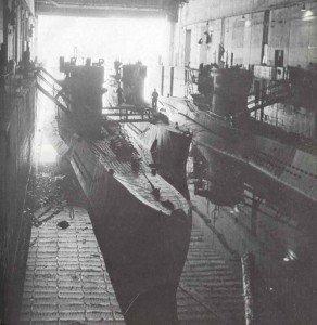 U-boats bunker