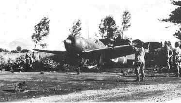 Nakajima Ki-43 III Haybusa