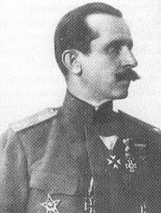 Major-General Nikola Zhekov