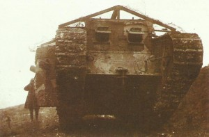 Tank Mk I (Female)