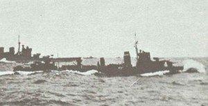 RN destroyer Wolverine