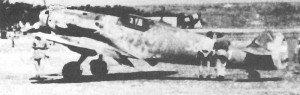 Italian Bf 109 G-6