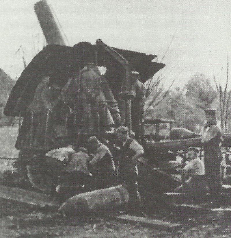 42-cm-mortar 'Big Bertha'