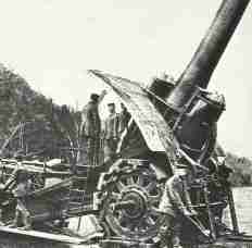 42cm howitzer Big Bertha