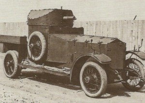 Rolls-Royce Admirality Pattern armored car