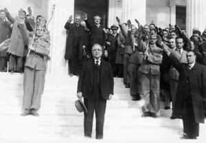 Greek dictator Metaxas