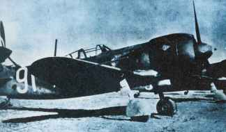Lavochkin La-5 FN-version
