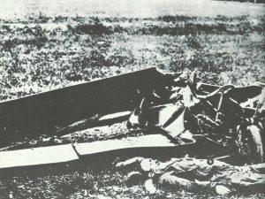 killed American pilot