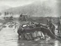 German advance through Thessaly