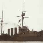 armoured cruiser 'HMS Black Prince'