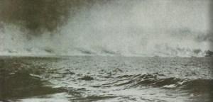 Jutland at 1600 hours